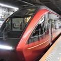 Photos: 近鉄80000系ひのとり鶴橋発車