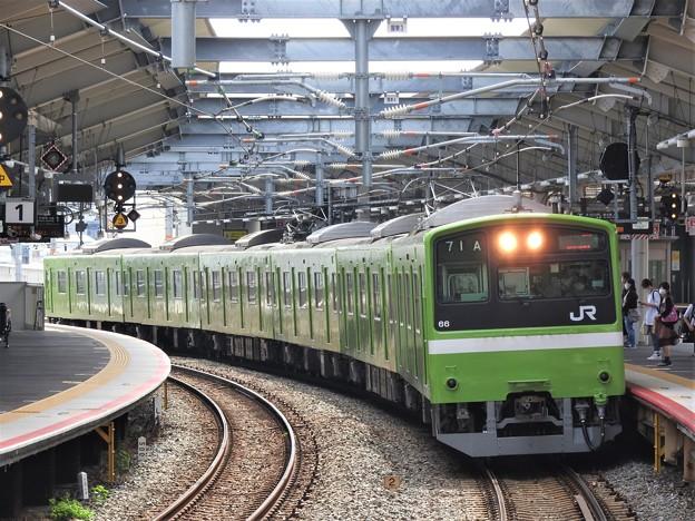 おおさか東線201系新大阪行き