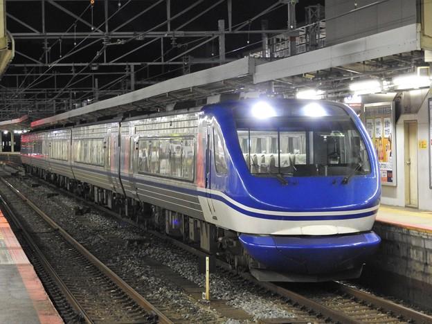 特急スーパーはくと13号京都発車