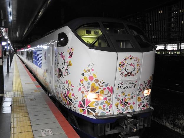 特急はるか51号京都発関西空港行き