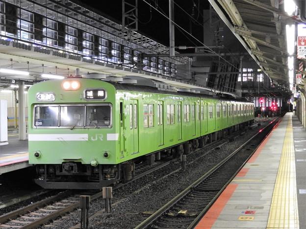 Photos: 103系健在!奈良線城陽行き