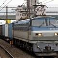 EF66 123号機牽引4093レ