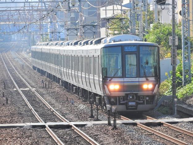 223系新快速近江塩津行き