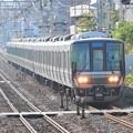 Photos: 223系新快速近江塩津行き