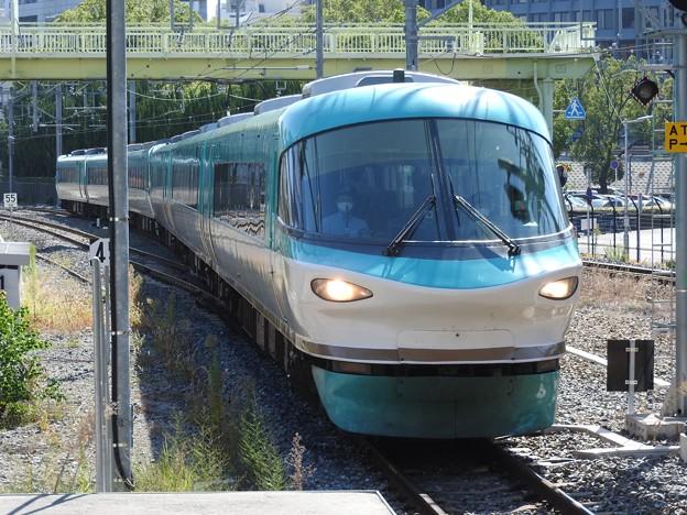283系特急くろしお16号新大阪到着