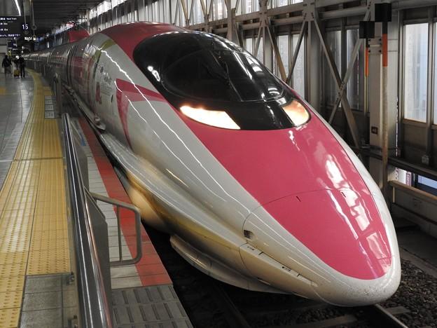 500系ハローキティ新幹線博多南行き