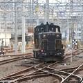 Photos: DE10 1195号機博多駅構内引き上げ