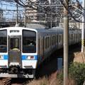 Photos: 415系1500番台南福岡車両区構内入換え