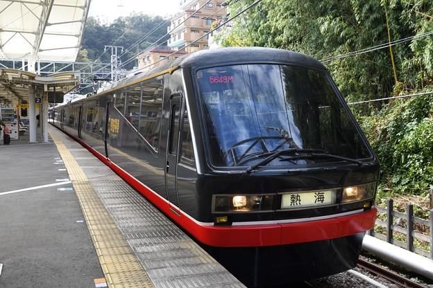 伊豆急2100系黒船電車