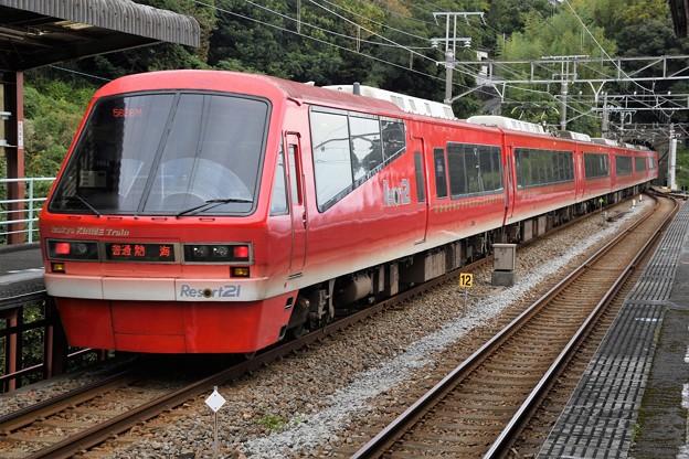 伊豆急2100系キンメ電車