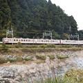 Photos: 晩秋の東武日光線を行く6050系