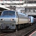 Photos: EF66 -108号機牽引4093レ大宮10番通過