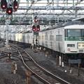 Photos: 185系回送大宮9番発車