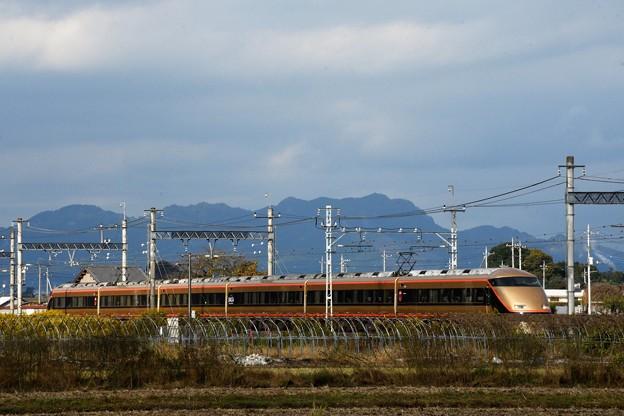 Photos: 東武日光線を行くスペーシア