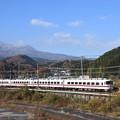 東武日光駅を発つ350系