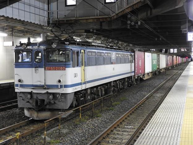EF65 2080号機牽引4073レ