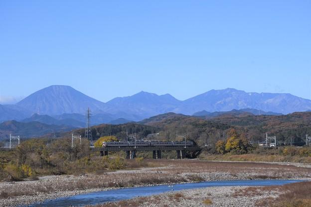 Photos: 東武日光線思川橋梁