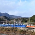Photos: 東武DE10 1099+1109プッシュプル
