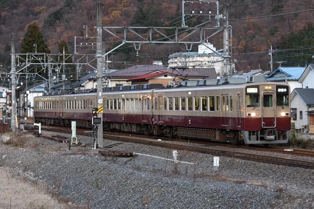 Photos: 東武6050系リバイバルカラー鬼怒川温泉発車