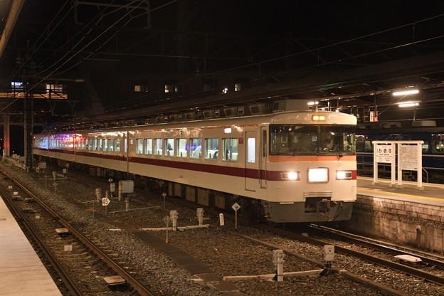 東武350型団臨下今市発車