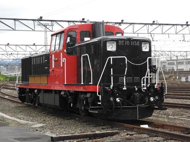 DE10 1156嵯峨野観光鉄道色