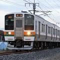 Photos: 両毛線211系高崎行き