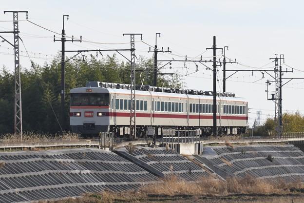 「東武鉄道350型 ほぼ1日満喫する旅」