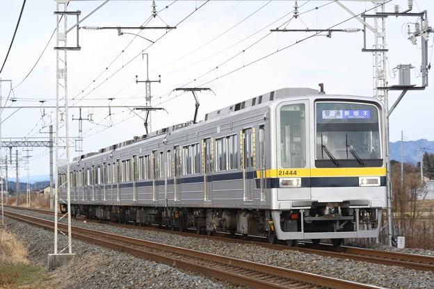 東武日光線20400型