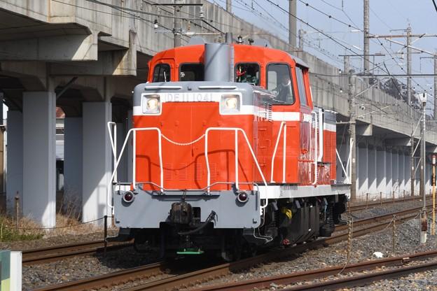DE11 1041単機