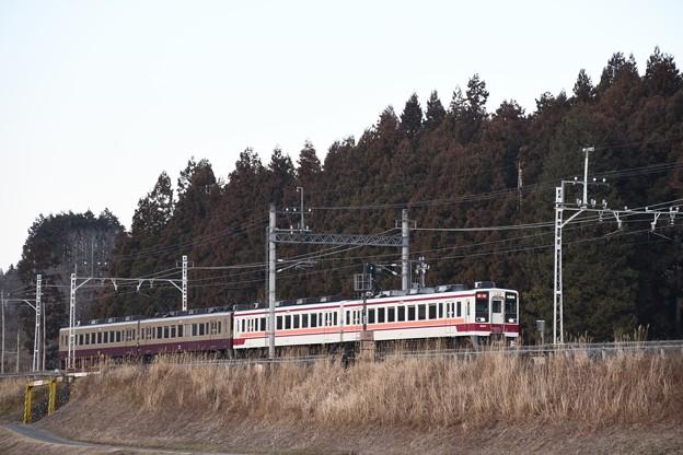 東武6050型急行南栗橋行き
