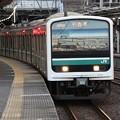 Photos: E501系いわき行き