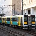 Photos: キハE130系常陸太田行き