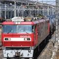 Photos: 金太郎81号機牽引石油返空1070レ