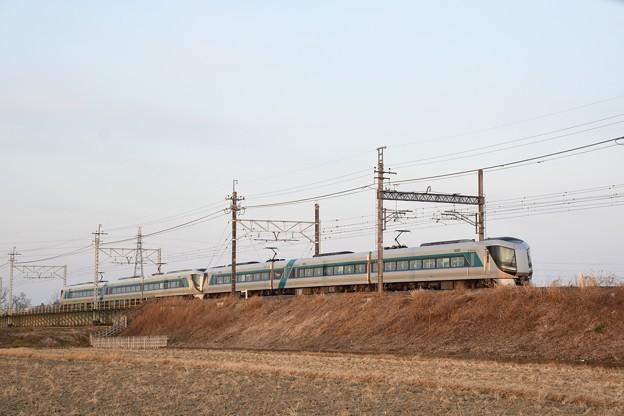 Photos: リバティけごん40号・リバティ会津140号