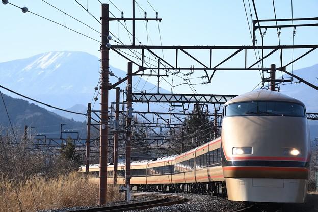 Photos: 特急けごん34号東武日光発車