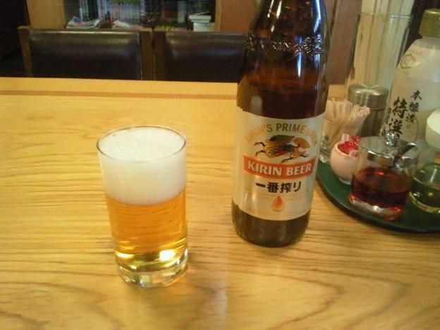 瓶ビール大瓶@神田軒