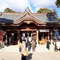 Photos: 2018.1.3(兵庫/赤穂/大石神社-拝殿)
