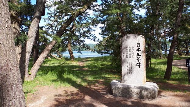 Photos: 2018.5.20(京都/天橋立と石碑)