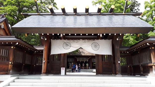 Photos: 2018.5.20(京都/天橋立/元伊勢籠神社-神門)