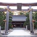 Photos: 2018.8.14(山口/萩/松陰神社-鳥居)