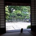 Photos: 2018.8.14(山口/萩/吉田松陰幽囚ノ旧宅-縁側-内側から)