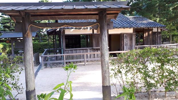 2018.8.14(山口/萩/松下村塾-入口)