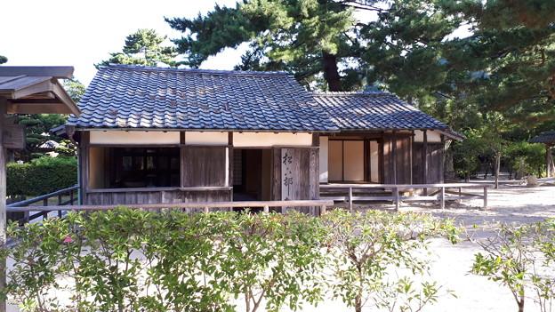 2018.8.14(山口/萩/松下村塾-外観 表側)