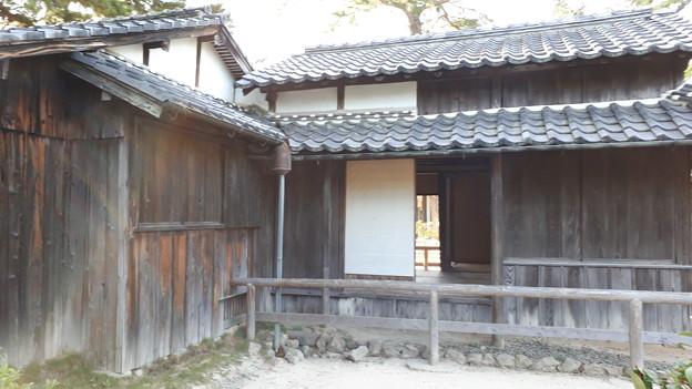 2018.8.14(山口/萩/松下村塾-外観 裏側)