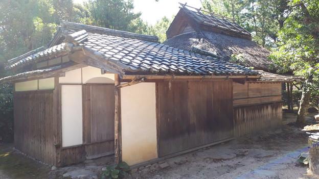 2018.8.14(山口/萩城跡/花江茶亭/外観1)