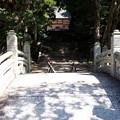 Photos: 2018.8.14(山口/萩城跡/志都岐山神社/橋)