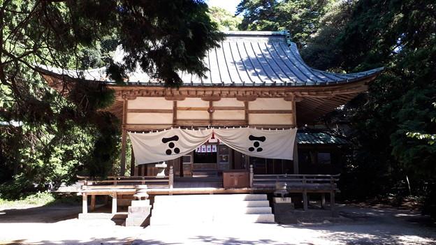 2018.8.14(山口/萩城跡/志都岐山神社)