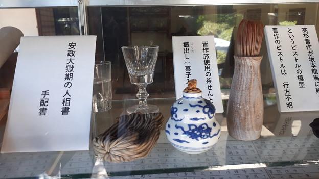 2018.8.14(山口/萩/高杉晋作誕生地-展示品4)