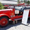 2018.8.14(山口/萩/萩博物館-レオ消防ポンプ自動車)