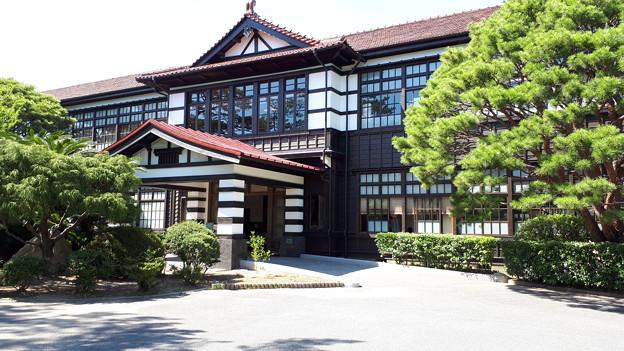 2018.8.14(山口/萩/明倫学舎/校舎-正面)